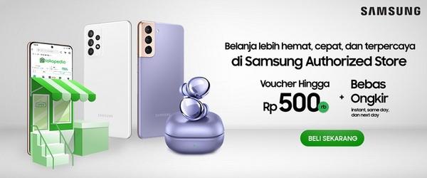 beli Hp Samsung di Official Store di Tokopedia