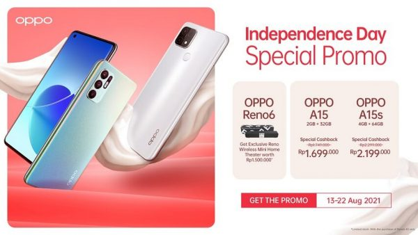 Beli Hp OPPO Independence Day Special Promo (1)