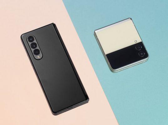 Pre-Order Samsung Galaxy Z Fold3 dan Z Flip3 5G Tembus 8 Kali Lipat dari Foldable Series Pendahulunya (1)