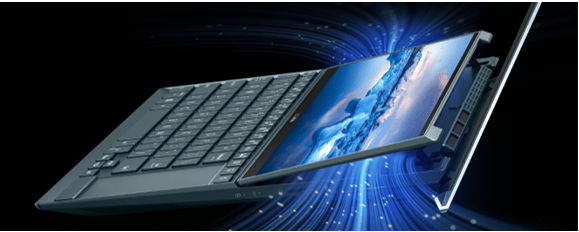 ZenBook Pro Duo 15 OLED